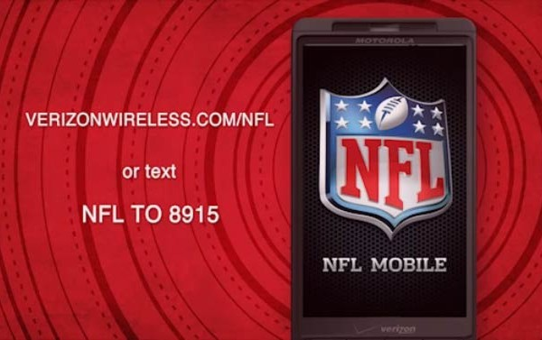NFL Verizon